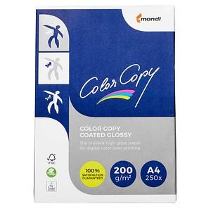 mondi Laserpapier Color Copy Coated glossy DIN A4 200 g/qm 250 Blatt