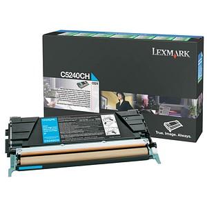 Lexmark C5240CH cyan Toner
