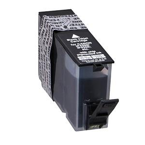 dots schwarz Tintenpatrone ersetzt Canon PGI-5 BK