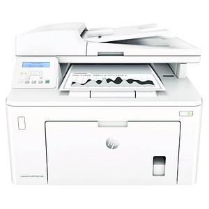 HP LaserJet Pro MFP M227sdn 3 in 1 Laser-Multifunktionsdrucker weiß