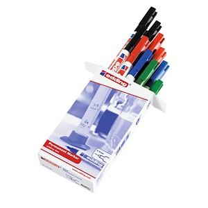 10 edding 404 Permanentmarker farbsortiert 0,75 mm