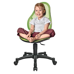 Topstar Open Art® Junior Kinderdrehstuhl grün