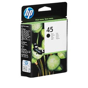 HP 45 (51645AE) schwarz Tintenpatrone