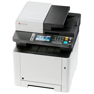KYOCERA ECOSYS M5526cdw 4 in 1 Farblaser-Multifunktionsdrucker grau