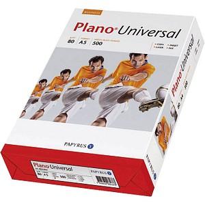 Plano Kopierpapier Universal DIN A5 80 g/qm 500 Blatt