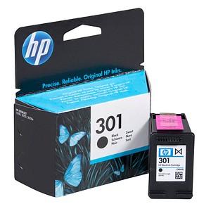 HP 301 (CH561EE) schwarz Tintenpatrone
