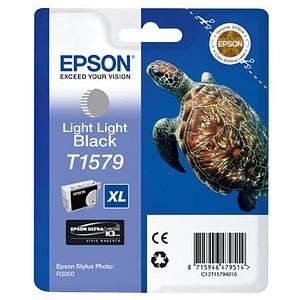 EPSON T1579XL light light schwarz Tintenpatrone