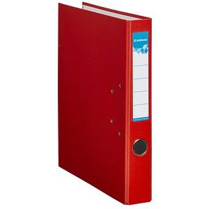 DONAU Klassik Ordner rot Karton 5,0 cm DIN A4