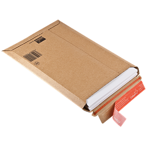 Kartonrückwand-Versandtaschen