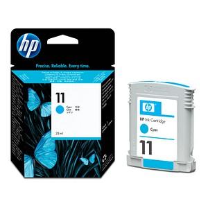 HP 11 (C4836A) cyan Tintenpatrone
