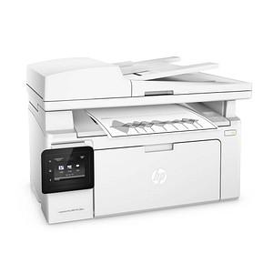 HP LaserJet Pro MFP M130fw 4 in 1 Laser-Multifunktionsdrucker weiß