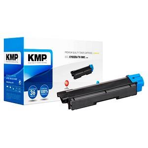 KMP K-T49 cyan Toner ersetzt KYOCERA TK-580C