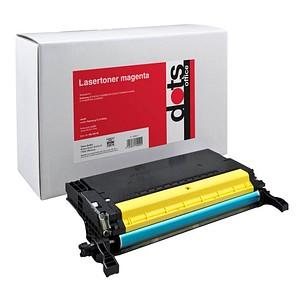 dots gelb Toner ersetzt SAMSUNG CLT-Y5082l (SU532A)