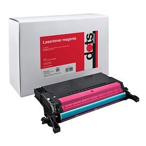 dots magenta Toner ersetzt SAMSUNG CLT-M5082l (SU322A)