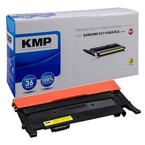 KMP SA-T56 gelb Toner ersetzt SAMSUNG CLT-Y406S (SU462A)