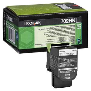 Lexmark 70C2HK0 schwarz Toner