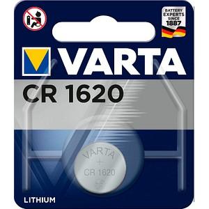 VARTA Knopfzelle CR1620 3,0 V