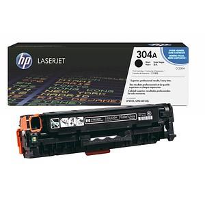 HP 304A (CC530A) schwarz Tonerkartusche