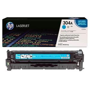 HP 304A (CC531A) cyan Tonerkartusche