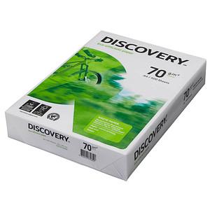 DISCOVERY Kopierpapier DISCOVERY DIN A4 70 g/qm 500 Blatt