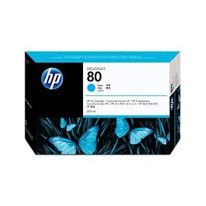 HP 80 (C4846A) cyan Tintenpatrone