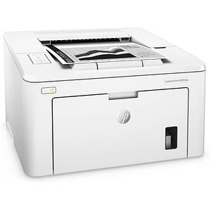HP LaserJet Pro M203dw Laserdrucker weiß