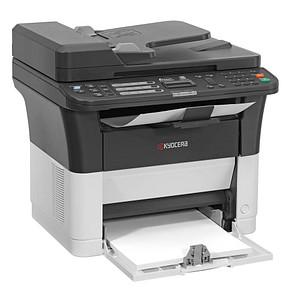 KYOCERA FS-1320MFP 4 in 1 Laser-Multifunktionsdrucker grau
