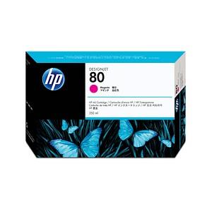HP 80 (C4847A) magenta Tintenpatrone