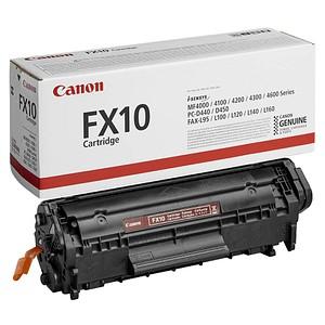 Canon FX-10 schwarz Toner