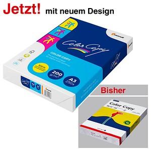 mondi Laserpapier Color Copy DIN A3 200 g/qm 250 Blatt