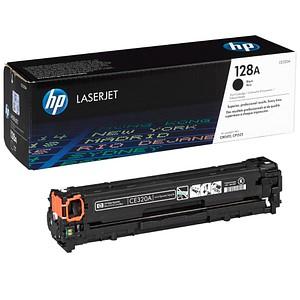 HP 128A (CE320A) schwarz Tonerkartusche