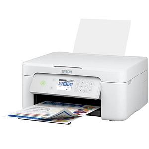 EPSON Expression Home XP-4105 3 in 1 Tintenstrahl-Multifunktionsdrucker weiß