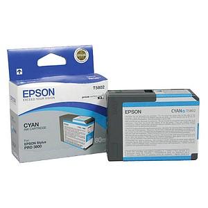 EPSON T5802 cyan Tintenpatrone