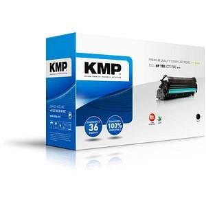 KMP H-T21 schwarz Toner