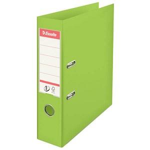 Esselte No.1 POWER Ordner hellgrün Kunststoff 7,5 cm DIN A4