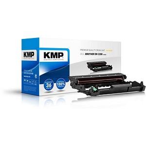 KMP B-D22 schwarz Trommel ersetzt brother DR-2200
