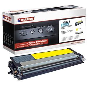 edding EDD-1023 gelb Toner ersetzt brother TN-320Y