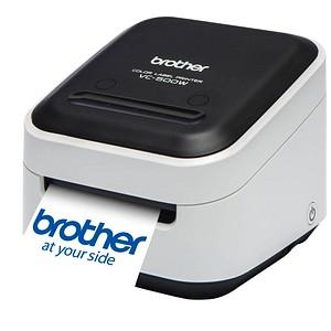 brother VC-500W Etikettendrucker
