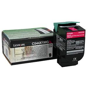 Lexmark C544X1MG magenta Toner
