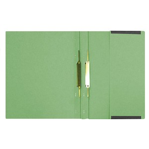 25 Exacompta Pendelhefter Karton grün