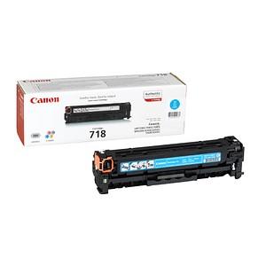 Canon 718 C cyan Toner