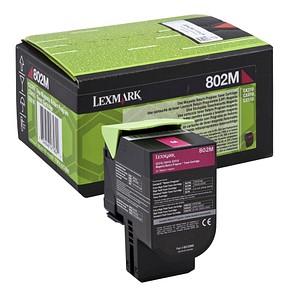 Lexmark 80C20M0 magenta Toner