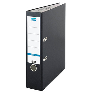 ELBA smart Original* Ordner schwarz Karton 8,0 cm DIN A4