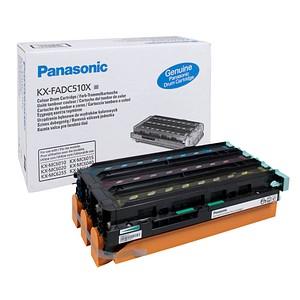Panasonic KX-FADC510X cyan, magenta, gelb Trommel
