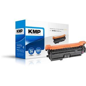 KMP H-T167 magenta Toner ersetzt HP 507A (CE403A)