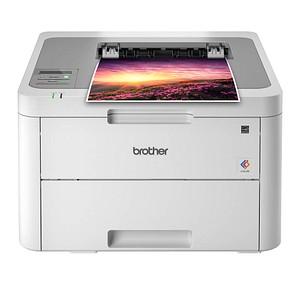 brother HL-L3210CW Farb-Laserdrucker grau