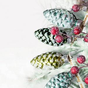 SIGEL Weihnachtsbriefpapier Christmas Garland Motiv DIN A4 90 g/qm 100 Blatt