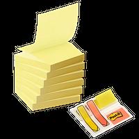Haftnotizen und -marker