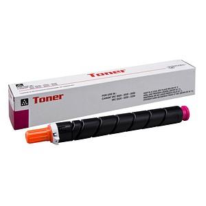 Intercopy magenta Toner ersetzt Canon C-EXV34