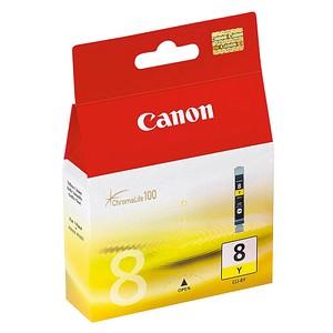 Canon CLI-8 Y gelb Tintenpatrone